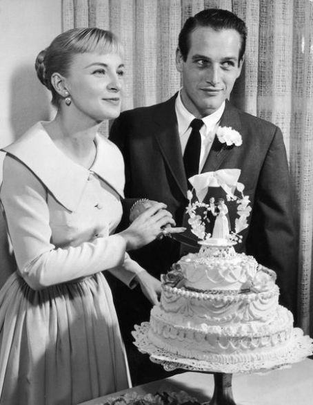 Paul Newman Joanne Woodward and