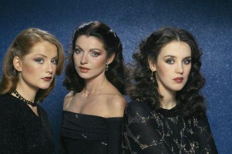 Isabelle Huppert, Marie-France Pisier, and Isabelle Adjani