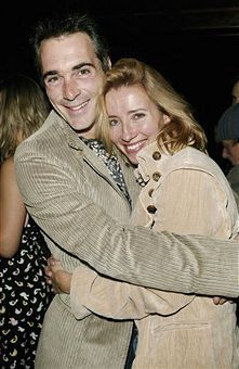 Emma Thompson and Greg Wise
