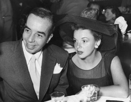 Vincente Minnelli Judy Garland and