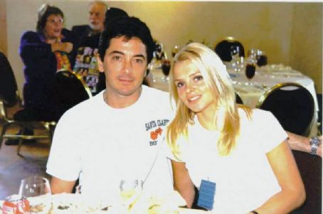 Scott Baio  and Jeanette Johnson