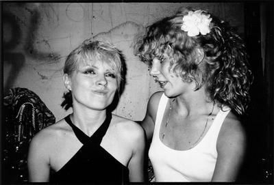 Deborah Harry Sable Starr and Debbie Harry