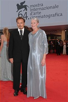 Vanessa Redgrave  and Franco Nero