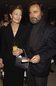 Franco Nero Vanessa Redgrave and