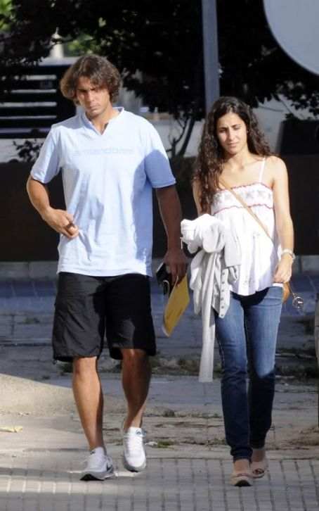 Rafael Nadal and Maria Francisca Perello - Rafael Nadal And Maria Francisca Perello
