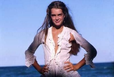 The Blue Lagoon Brooke Shields in  Publicity (1980)