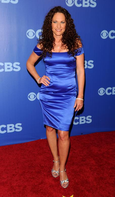 Jerri Manthey  - CBS UpFront At Damrosch Park, Lincoln Center On May 19, 2010 In New York City
