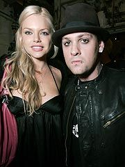 Sophie Monk  and Benji Madden