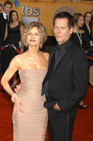 Kyra Sedgwick Kevin Bacon and