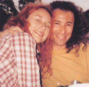 Tori Amos  and Eric Rosse
