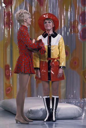 Laugh-In - Judy Carne