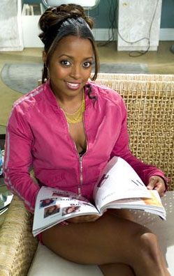 Keshia Knight Pulliam Keisha Knight-Pulliam