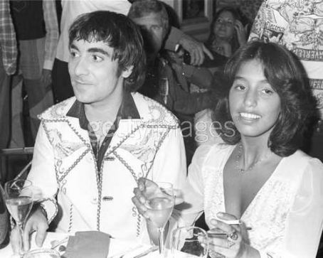 Lori Maddox  and Keith Moon