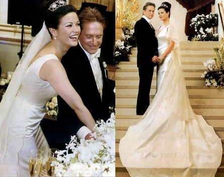 Michael Douglas Catherine Zeta-Jones and