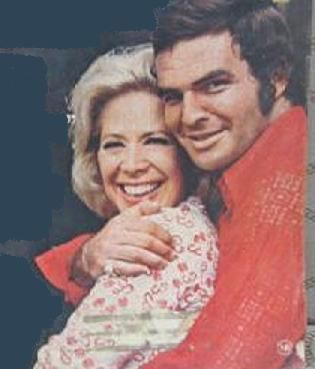 Burt Reynolds  and Dinah Shore