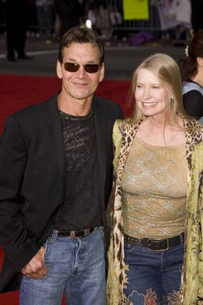 Patrick Swayze Lisa Niemi and