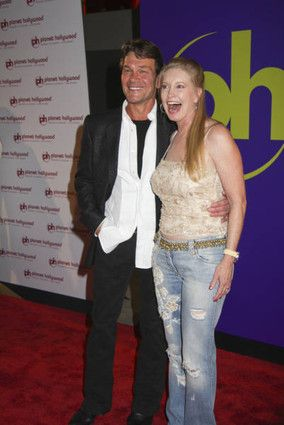 Lisa Niemi Swayze Lisa Niemi and Patrick Swayze