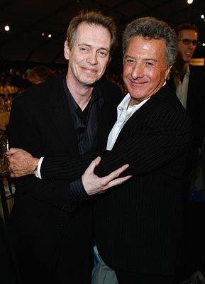 Dustin Hoffman , Steve Buscemi