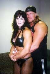 Chyna - Joanie Laurer and Paul Levesque