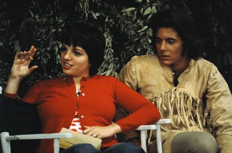 Desi Arnaz Jr. Liza Minnelli and Desi Arnaz, Jr.