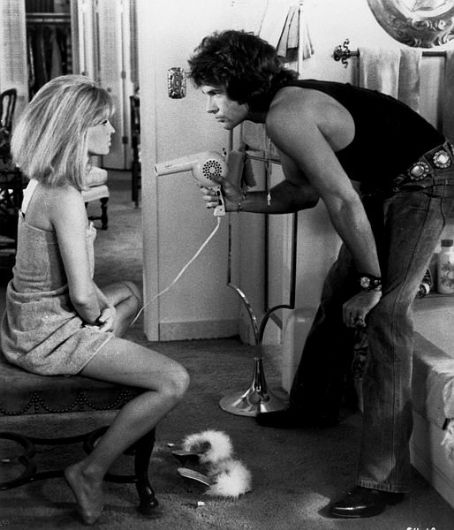 Julie Christie  and Warren Beatty