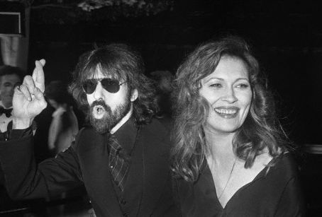 Peter Wolf Faye Dunaway and