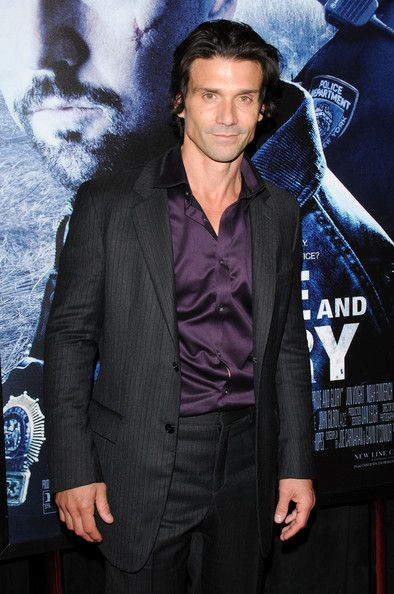 Frank Grillo  arrives at the New York premiere of