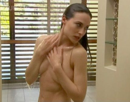 Claire Forlani Nude Scene From False Witness Movie
