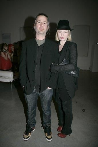 Jason Starkey  and Flora Evans, 2008