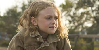 Cale Crane A scene from DreamWorks Distribution' drama, Dreamer: Inspired by a True Story, starring Dakota Fanning.