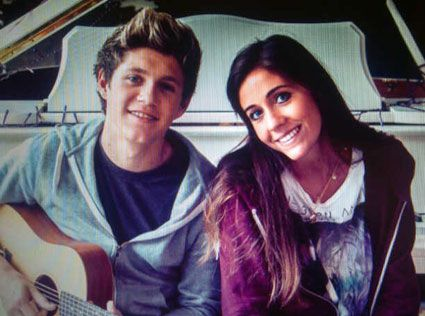 Amy Green Niall Horan and  (niall)