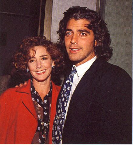 Talia Balsam George Clooney and