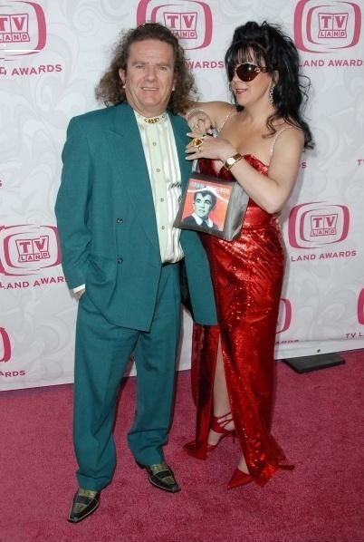 Butch Patrick  & Helen Darras at the 2007 TV Land Awards Show