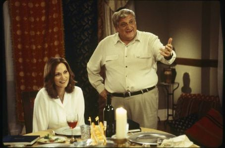 Michael Lerner Lesley Ann Warren as Peggy Stuckman and  as Ira Stuckman in family comedy When Do We Eat - 2006
