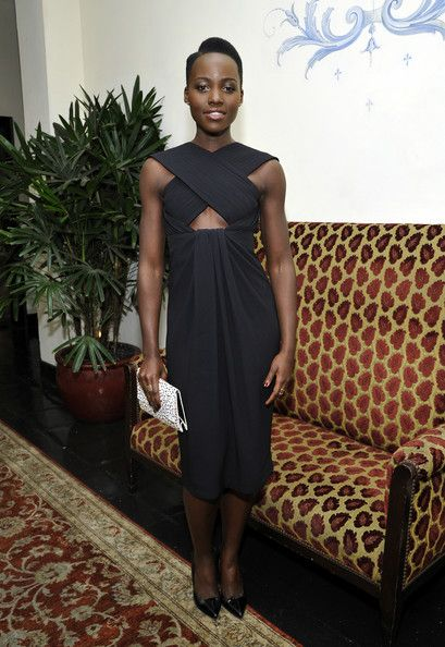 Lupita Nyong'o  wears Proenza Schouler - W magazine celebrates best performances celebration portfolio Los Angeles