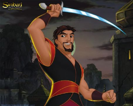 Sinbad: Legend of the Seven Seas DreamWorks' Sinbad - 2003