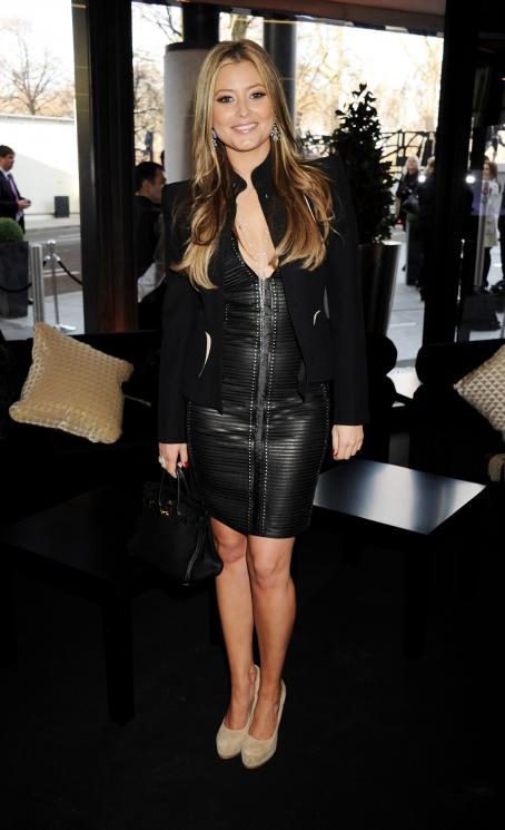 Holly Valance - Launch Of One Hyde Park - 19.01.2011