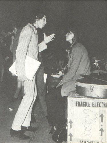 Françoise Hardy Bob Dylan and Francoise Hardy