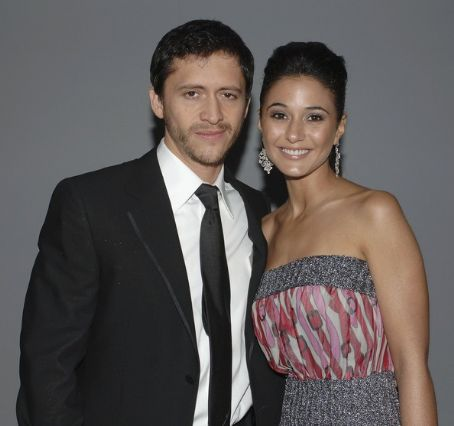 Clifton Collins Jr. Clifton Collins, Jr. and Emmanuelle Chriqui