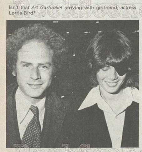 Laurie Bird  and Art Garfunkel