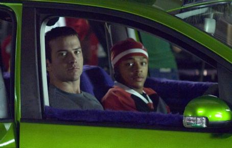Twinkie Lucas Black as Sean Boswell and Shad 'Bow Wow' Gregory Moss as  in Universal Pictures' The Fast and the Furious: Tokyo Drift