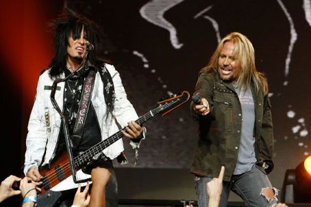 Nikki Sixx on Motley Crue: We're Here To Assault You