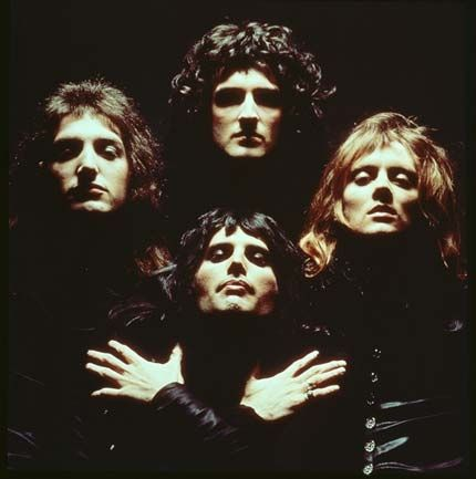Queen  1974, by Mick Rock