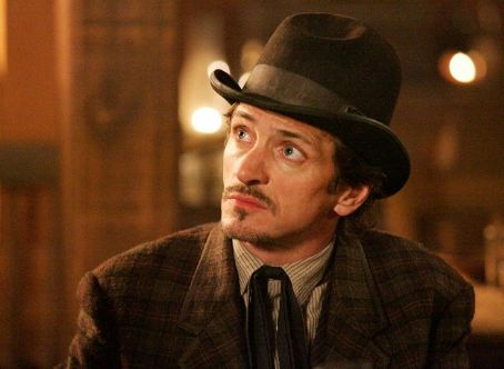 Deadwood John Hawkes as Sol Star on