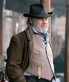 Deadwood Gerald McRaney as George Hearst in