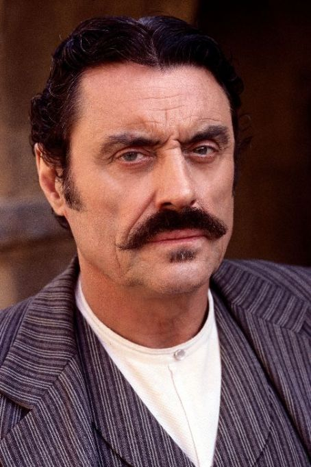 Deadwood Ian McShane on