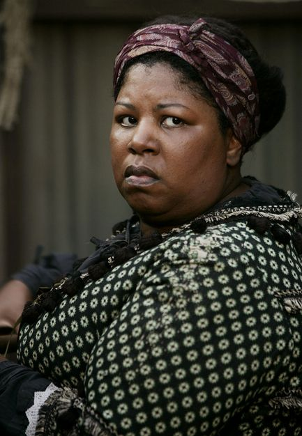 Deadwood Cleo King as Aunt Lou on