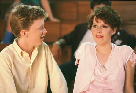Anthony Michael Hall Sixteen Candles