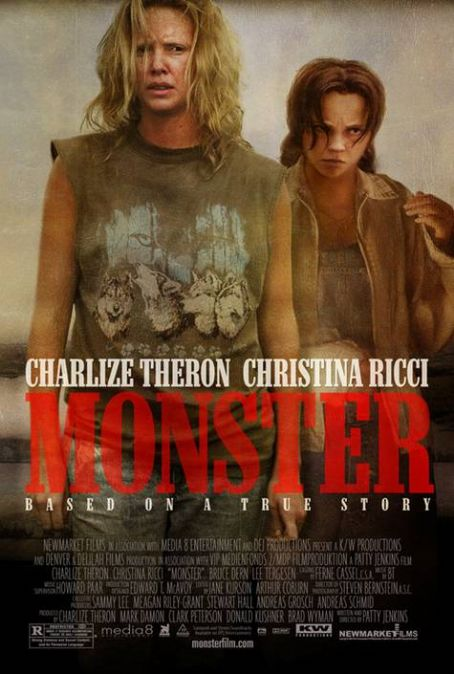 Monster  Poster (2003)