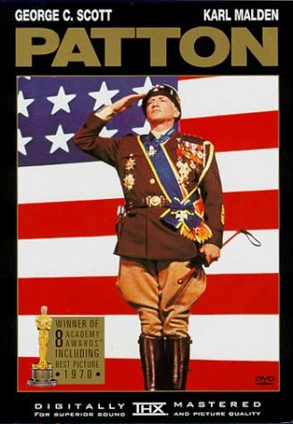 Patton  - DVD Cover